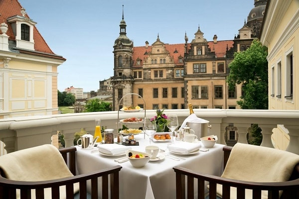 Places to stay in Dresden